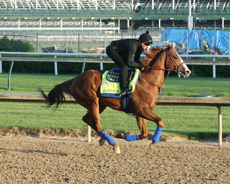 Justify - Churchill Downs - 050118