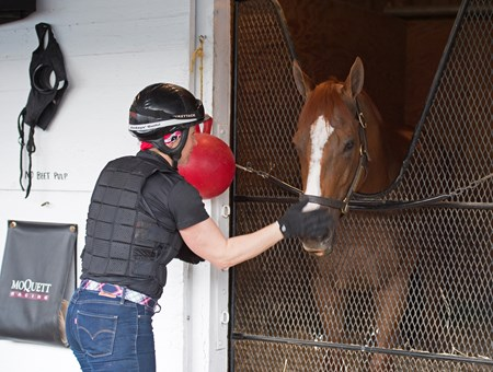 Whitmore gets a mint and a pat.