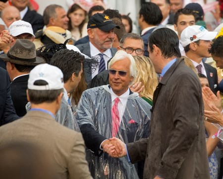 Baffert Justify with Mike Smith wins the Kentucky Derby (G1) on May 5, 2034 Churchill Downs in Louisville, Ky.