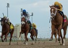 Curlin's Honor wins the Woodstock Stakes at Woodbine