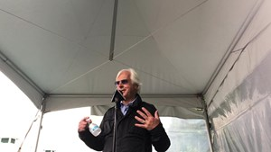 Preakness Interview Video: Bob Baffert