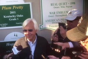 Kentucky Derby Interview: Bob Baffert