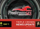2018 Preakness News Update Day 1