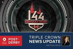 2018 Triple Crown Post-Derby Video
