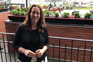 Preakness Scene Setter with Claire Crosby