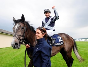 Alpha Centauri after winning the Tattersalls Irish One Thousand Guineas at the Curragh