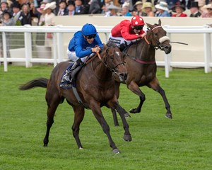 Blue Point wins King's Stand Stakes at Royal Ascot