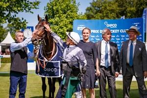 Zenyatta Bred To Medaglia D Oro Bloodhorse