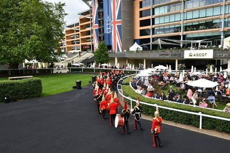 NBC Sports Releases Royal Ascot Coverage Schedule - BloodHorse
