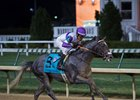 Pavel wins the Stephen Foster Handicap under the lights at Churchill Downs