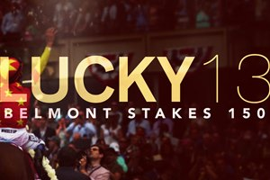 America's Best Racing: Lucky 13 Video Graphic