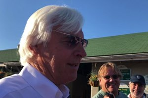 Video Hero: Bob Baffert on Justify