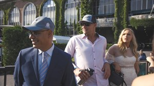 ABR Wired: Gronkowski: Behind the Scenes at Belmont Hero