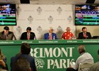 Belmont Stakes Press Conference