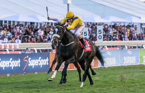 Do It Again Goes for Durban July Repeat