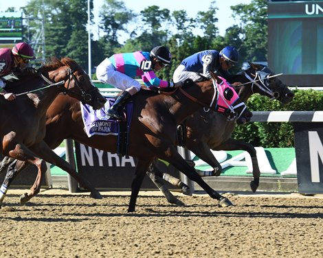 Dixie Serenade Hits High Note In Victory Ride Upset