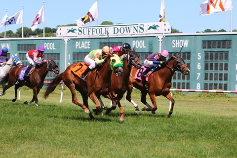 Suffolk Downs Begins Curtain Closing Race Meeting