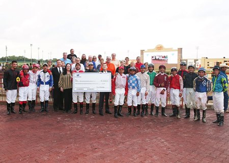 Lone Star Park Racing Club Forming for 2019 - BloodHorse
