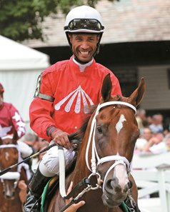 jockey carmouche out with fractured femur bloodhorse