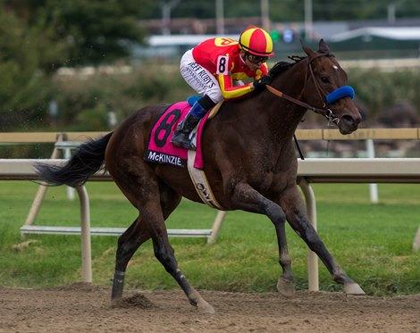 Mckinzie Back On Top In Pennsylvania Derby Bloodhorse