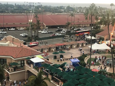 Man Shot After Racing at Del Mar - BloodHorse