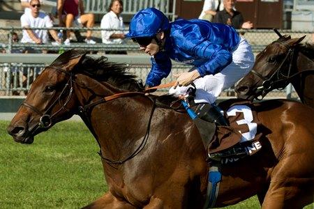Jockey Spencer Picks up Gulfstream, Fair Grounds Mounts - BloodHorse