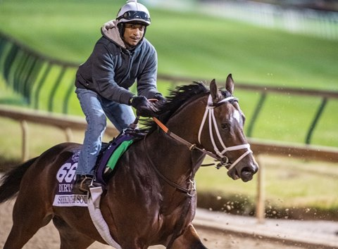 Pacific Classic Closes Out Saturday's Stakes Schedule
