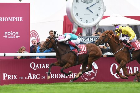 Enable Reigns Supreme with Second Arc Win - BloodHorse