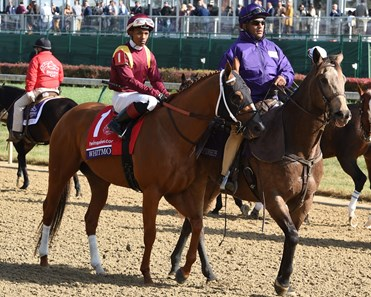 Whitmore, Breeders' Cup Sprint