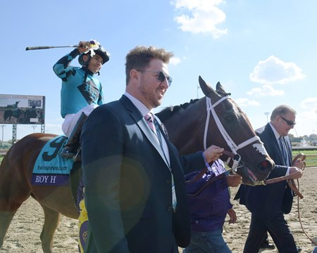 Five Minutes With Rockingham Ranch S Brian Trump Bloodhorse