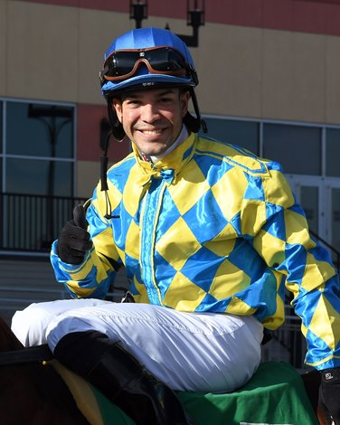 Benjamin Hernandez Rides First Winner At Aqueduct Bloodhorse