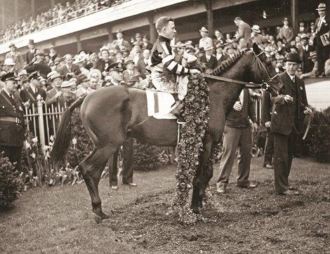 Derby Wins Of Triple Crown Victors War Admiral Bloodhorse