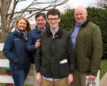 Late Horseman Gentry Continues To Have Presence At Sale