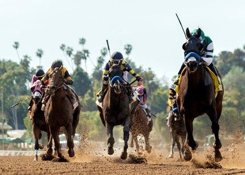 Santa Anita to Increase Purses Beginning April 26