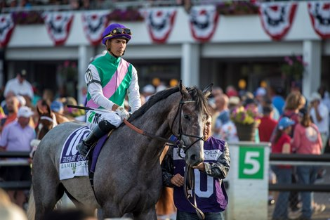 Deep Family Propels Tacitus Down Derby Trail Bloodhorse