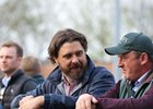 Justin Casse at the Tattersalls Craven Breeze-Up Sale