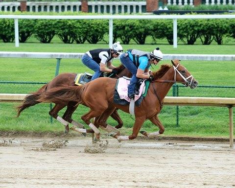 Derby/Oaks Notes: Win Win Win Arrives at Churchill