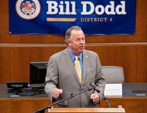 State Senator Bill Dodd of California