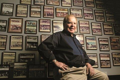 Horseman Philip Teinowitz Dies At 92