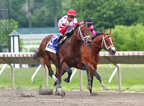 King for a Day Stuns Maximum Security in Pegasus