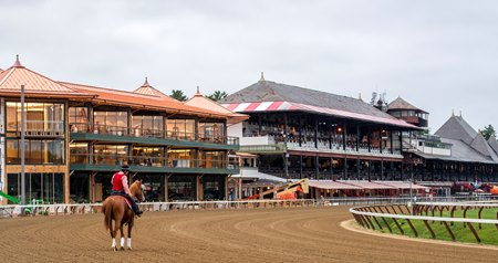 A new fund will launch July 11 at Saratoga Race Course