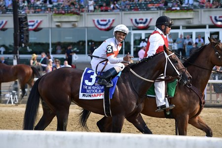 Mitole, Other Top Sprinters in Spotlight Saturday - BloodHorse