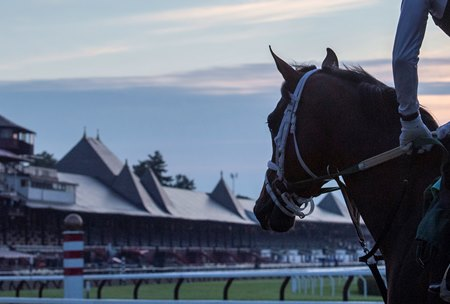 Saratoga Offers Racing a Chance to 'Reset the Clock