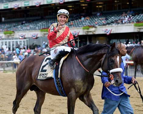 Preservationist Enters Breeders Cup Classic Rankings