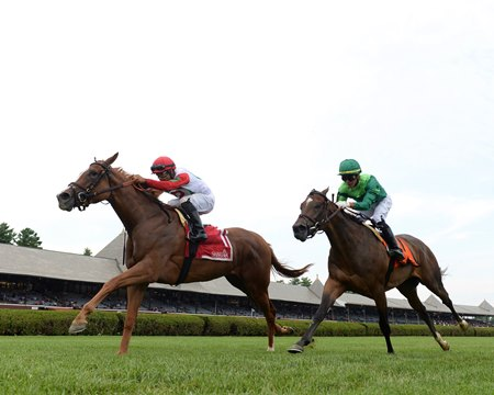Regal Glory Tops Chad Brown Stablemates in Lake George