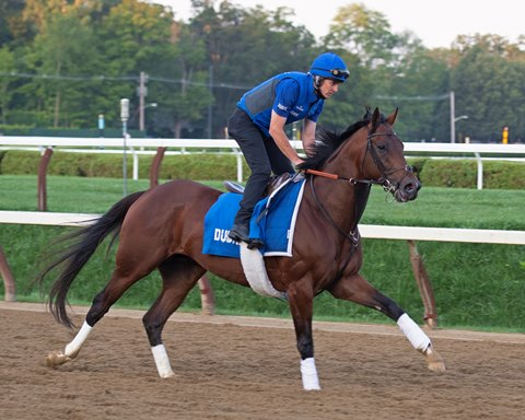 Thunder Snow Scratched from Whitney