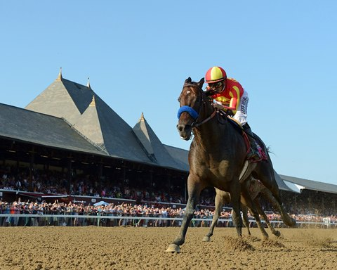 McKinzie Remains on Top in Breeders' Cup Rankings
