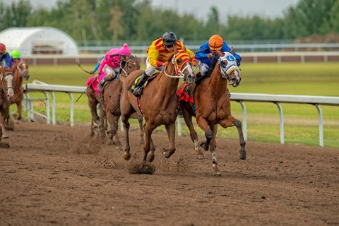 Explode Crowned Canadian Derby Victor