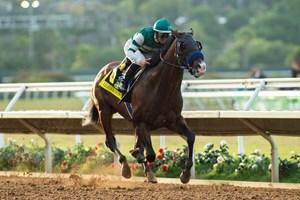 Richard S Kid Gets First Winner At Del Mar Bloodhorse