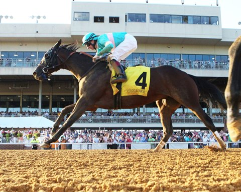 Cairenn Debuts for New Owner in Gulfstream's Rampart